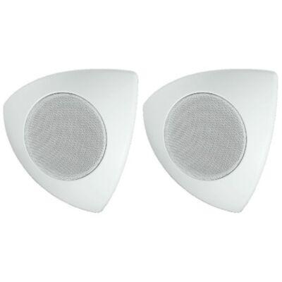 Monacor MKS-48/WS kétutas fali hangsugárzópár