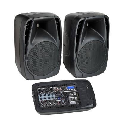 Soundsation® BLUEPORT FX mobil hangrendszer