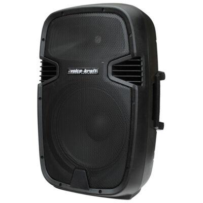 Voice-Kraft LK-1679-2-12B aktív hangfal, MP3 lejátszóval