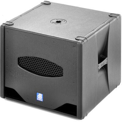 dB Technologies SUB-808D aktív szub hangfal