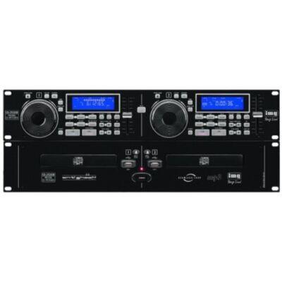 Stage-Line CD-292USB duál CD-MP3 lejátszó