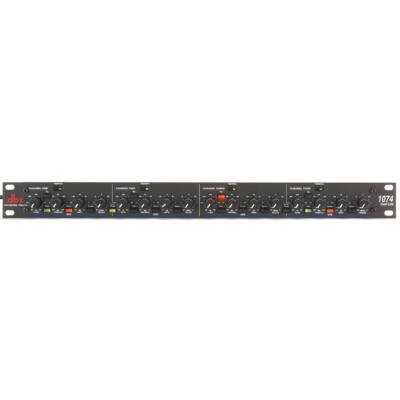 dbx 1074 négycsatornás zajzár