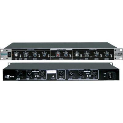 RH SOUND CX-223 analóg crossover