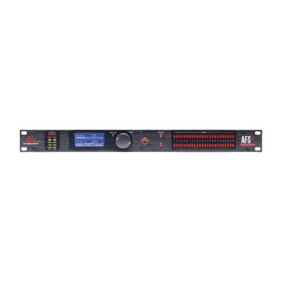 dbx AFS2 digitális gerjedésgátló