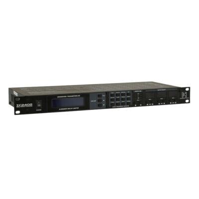 Elder-Audio EC-2402 digitális crossover