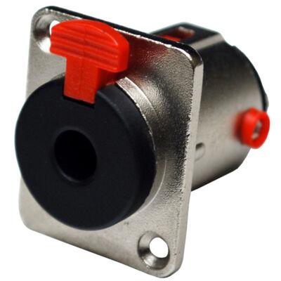 SKCC-215 beépíthető 6,3-as sztereo aljzat