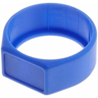 Neutrik XCR-6 jelölő gyűrű NC..X szériához, kék