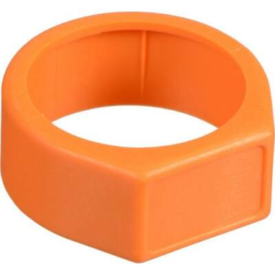 Neutrik XCR-3 jelölő gyűrű NC..X szériához, narancs