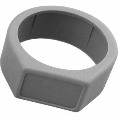 Neutrik XCR-8 jelölő gyűrű NC..X szériához, szürke