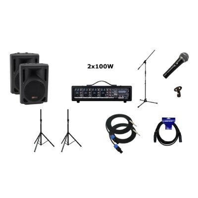 GS Pack - PMX4-HT8 Plus hangrendszer