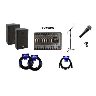 GV Pack - PM1208 - LK15 hangrendszer