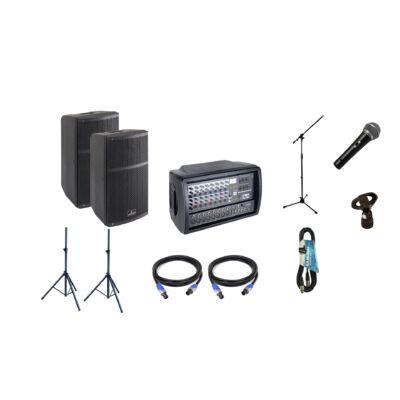 GS Pack - PMX8-HT10 Plus hangrendszer