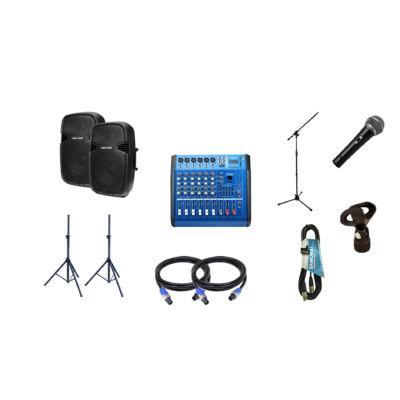 GS Pack - PMX6 - LK1679-12 Plus hangrendszer
