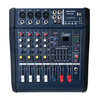 Voice-Kraft PMX-402D keverőerősítő
