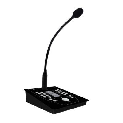 Ecler eMPAGE digitális programozható zóna mikrofon