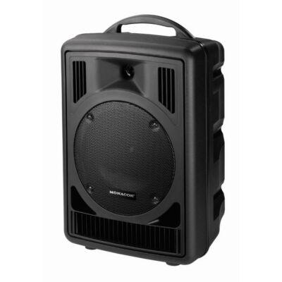 Monacor TXA-802CD hordozható hangosító kombó