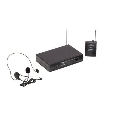 Soundsation WF-V11P vezeték nélküli fejmikrofon szett