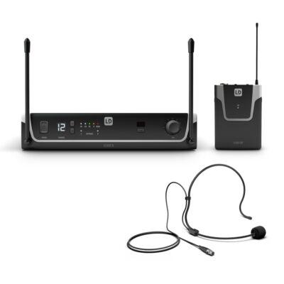 LD Systems LDU305BPH vezeték nélküli fejmikrofon szett