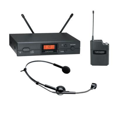 Audio-Technica ATW-2110a/HC1 rádiós fejmikrofon szett